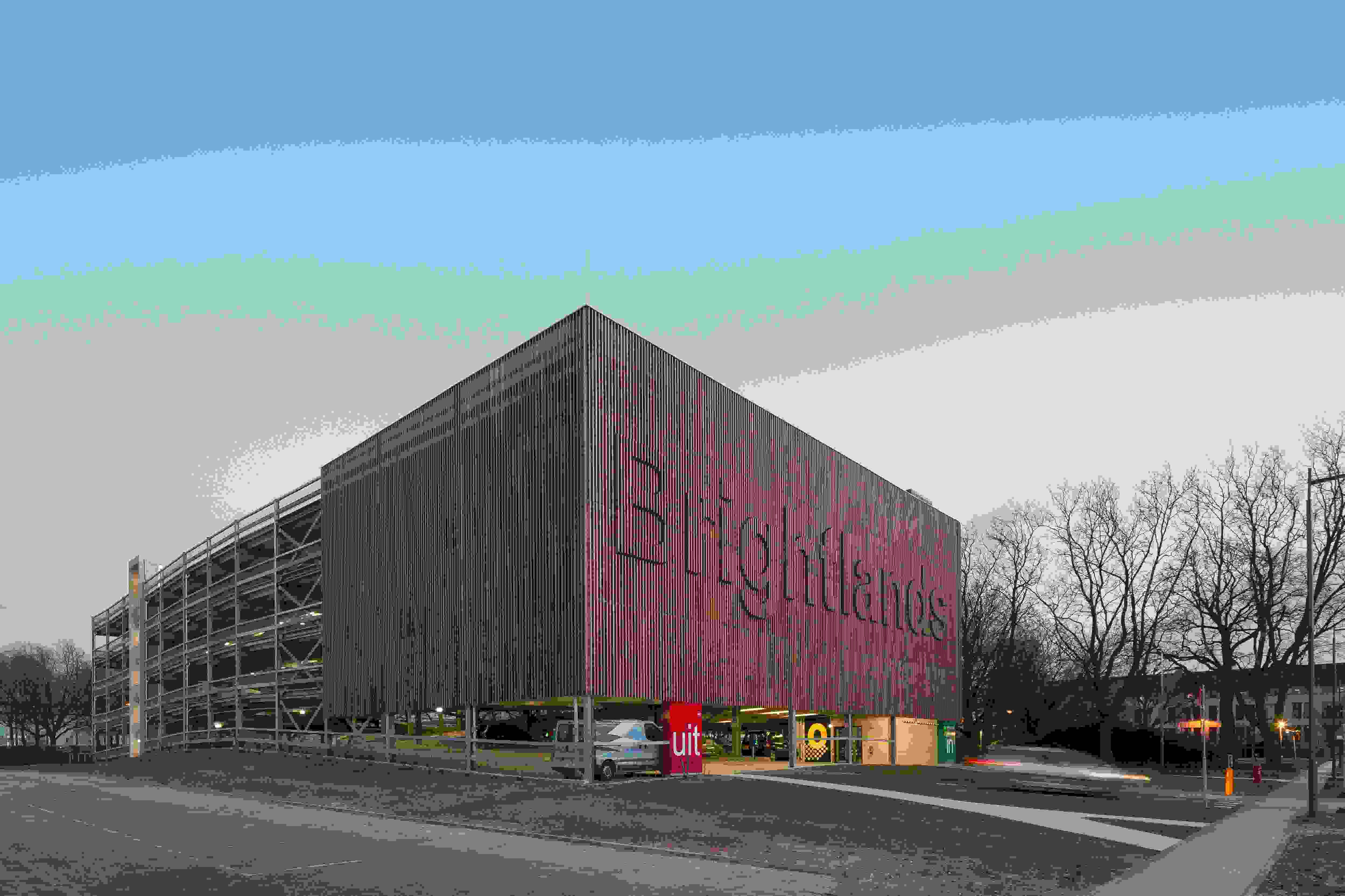 Parkeergarage Brightlands