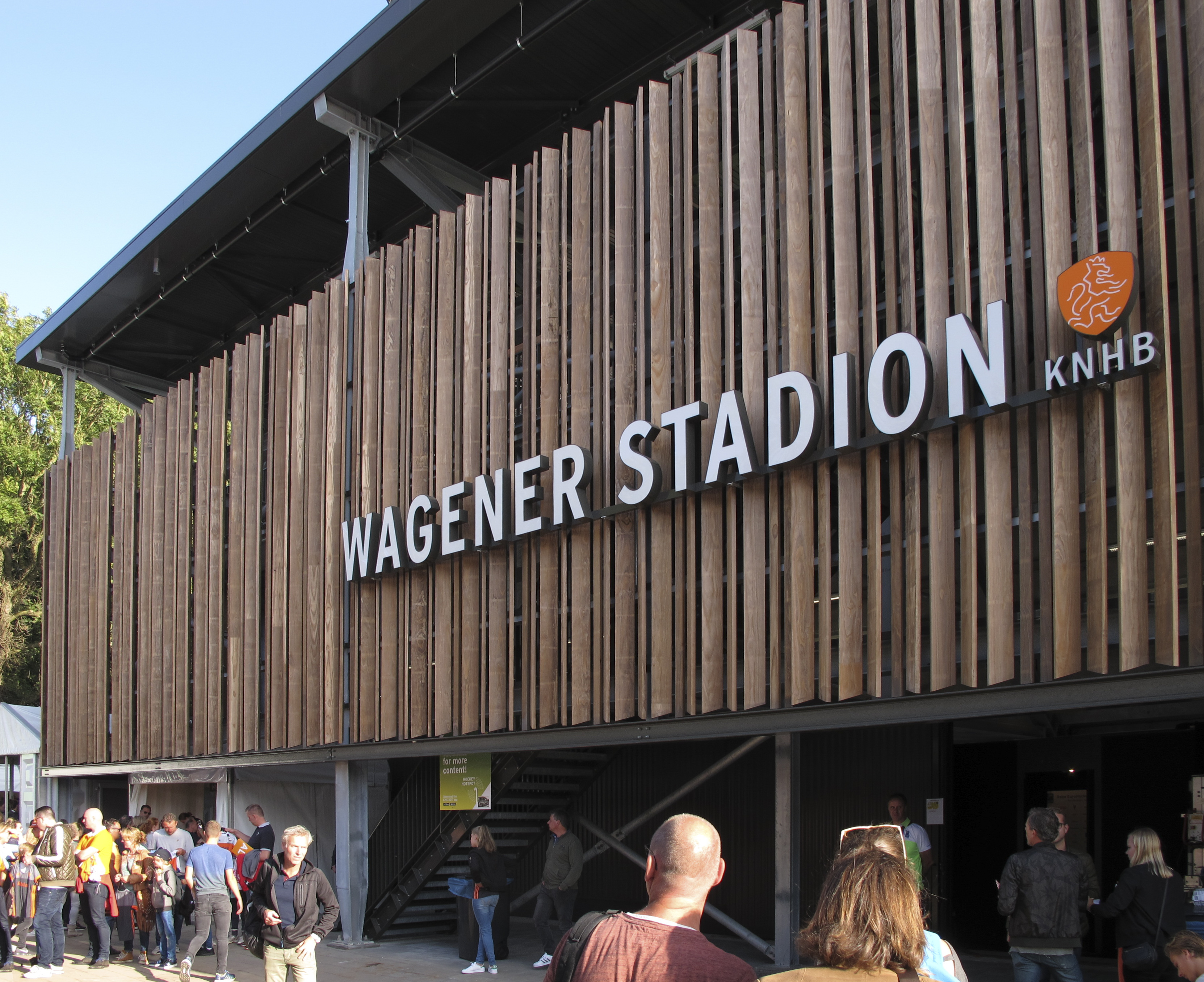 Project Wagener stadion