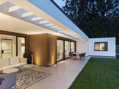Luxe bungalow Badhoevedorp